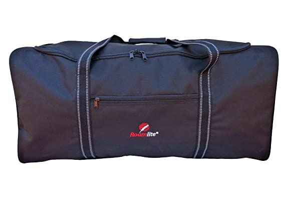 11e2b2020eaa Extra Large XL Big Holdall - Suitcase Size Travel Bag - 110 Litre Very  Large Black Luggage Holdalls - Huge Space - Cargo Bags For Storage