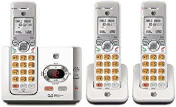 AT&T EL52303 DECT 6.0 3-Handset Cordless Answering System