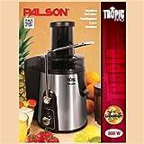 Palson Tropic Plus - Licuadora, 800W, color plateado