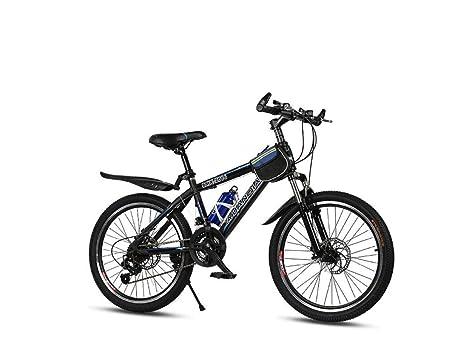 Bicicleta de Montaña Hombres Doble Suspensión Bicicleta de ...