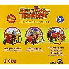 Kleiner Roter Traktor Hörspielbox 1 (CD 1-3) (CD de audio)