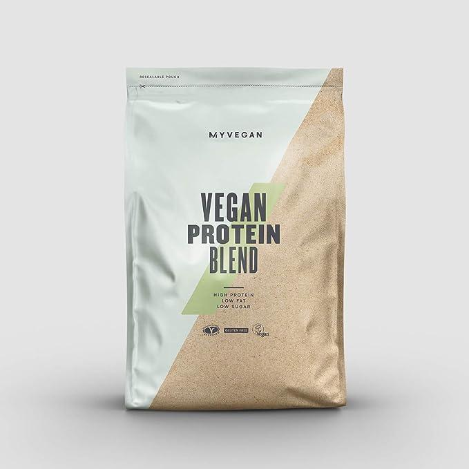 MyProtein Myprotein Vegan Protein Blend V3 500 g: Amazon.es ...