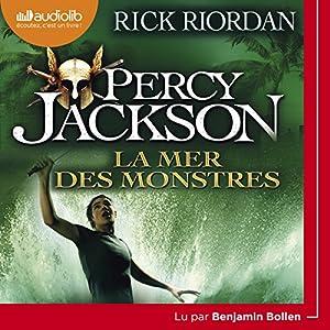 La mer des monstres (Percy Jackson 2) Audiobook