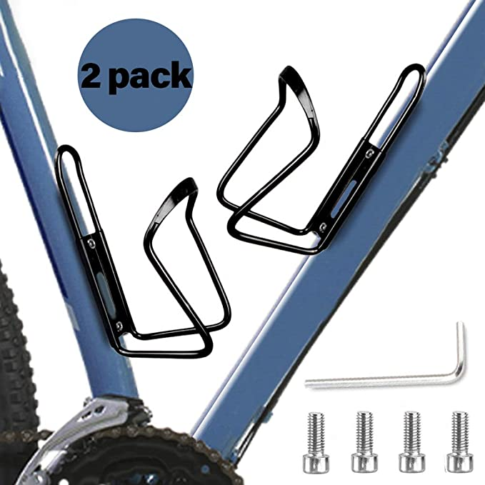Bicycle Mountain Road Bike Water Bottle Holder Cages Rack Mount WholesaleJB