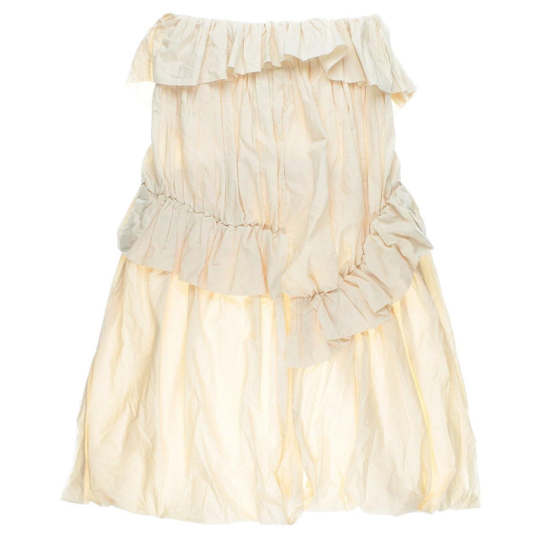 (コムデギャルソン) COMME des GARCONS レディース スカート 中古 B07FLNSRN8  -
