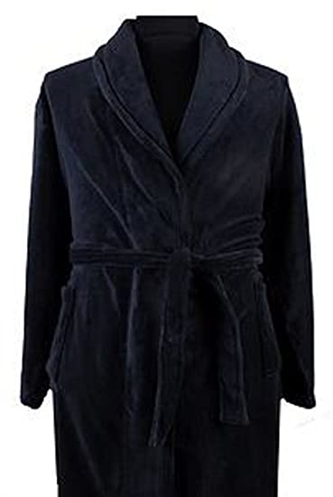 Mens Dressing Gown Kingsize 3xl 4xl 5xl 6xl 7xl 8xl Bath Robe