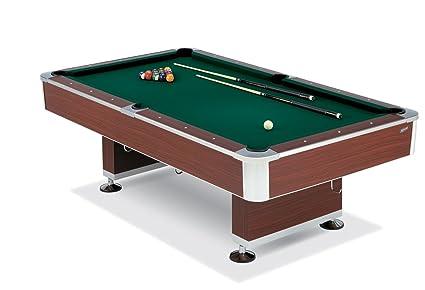 Amazoncom Mizerak BelAir Foot Slate Billiard Table Pool - Mizerak outdoor pool table