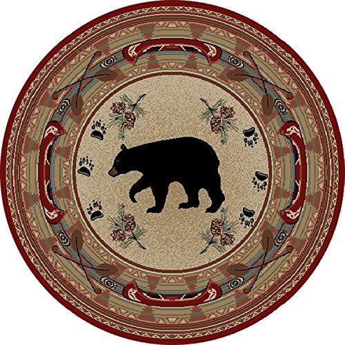 Dean Black Lodge Cabin Carpet