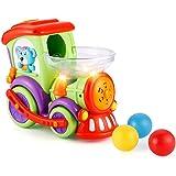 LUKAT LK-TOYS-958 Elektrische Spielzeug Zug Spielzeug für Kleinkinder
