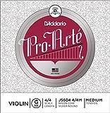D'Addario J5604 4/4M Pro-Arte Nylon Violin G String, Medium