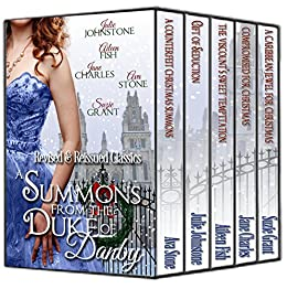 A Summons from the Duke of Danby (Regency Christmas Summons Book 2) by [Johnstone, Julie, Stone, Ava, Fish, Aileen, Charles, Jane, Grant, Suzie]