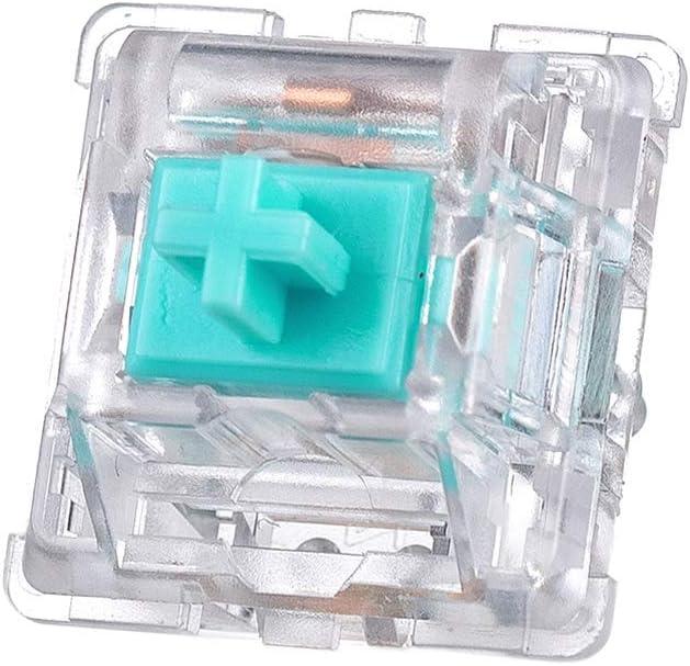 Durock L5 Clear Blue switch