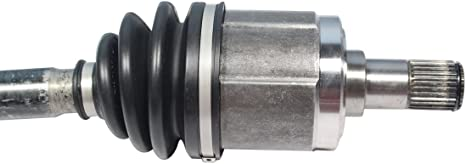 Inc GM8436 CV Axle Assembly-6T45 Front Left APW