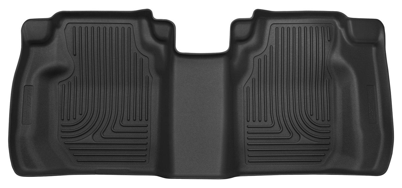 HUSKYLINER 52631 Black Seat Floor Liner XC 2ND 15-18 FIT
