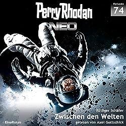 Zwischen den Welten (Perry Rhodan NEO 74)