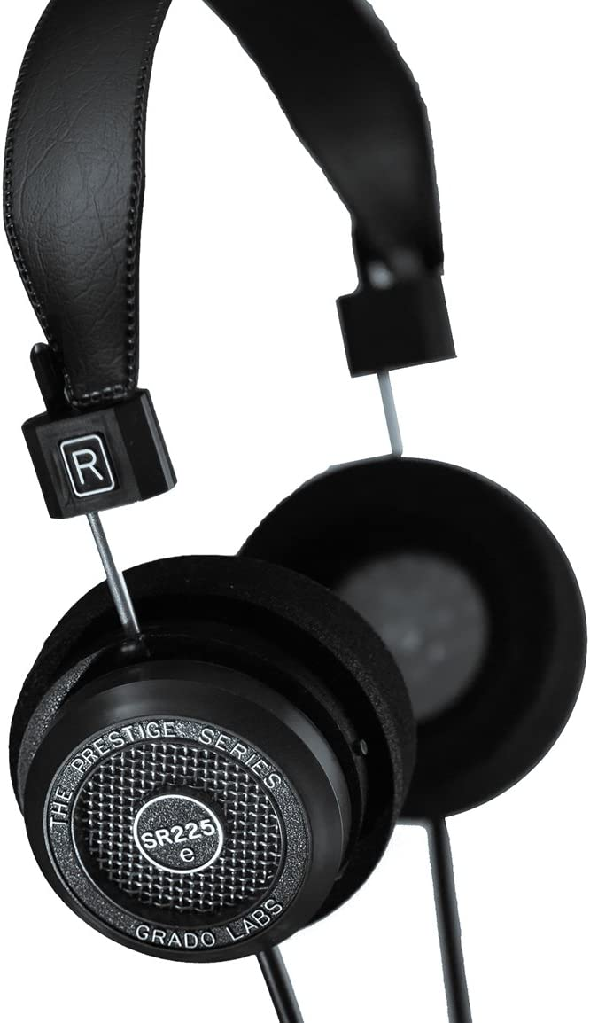 GRADO SR225e Prestige Series Wired Open-Back Stereo Headphones