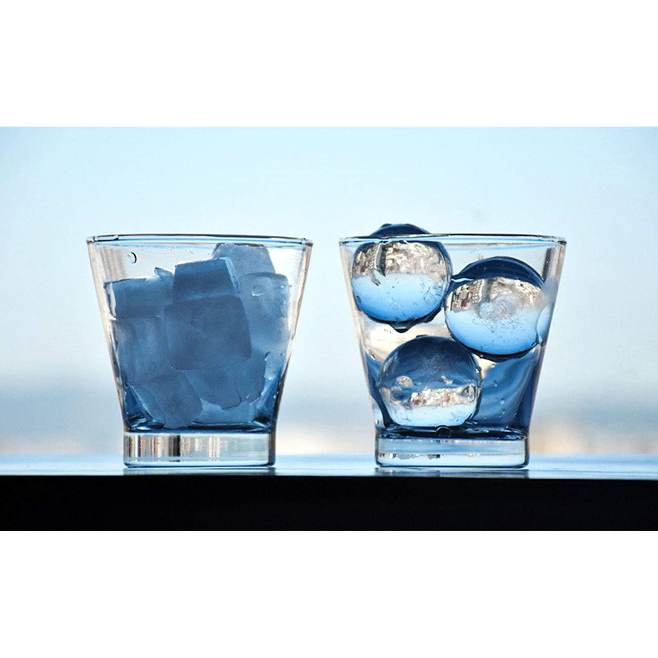 Frigidaire EFIC452SS 40 Lbs Extra Large Clear Maker Stainless Steel Makes Square Ice