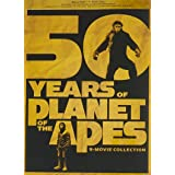 50 Years Of Planet Of The Apes: 9-movie Collection [Blu-ray]
