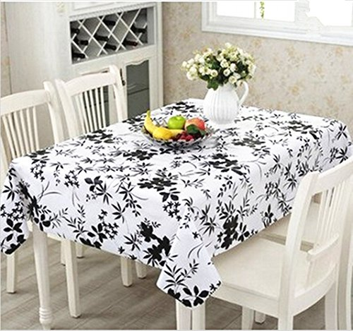 ustide-black-bamboo-plastic-tablecloth-54x54