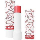 Mavala Tinted Lip Balm Peach 4.5 Grams, 0.16 ounces