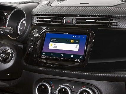 Alpine Ilx 702 940ar 2din Kit Giulietta 7 Apple Carplay Android Auto Auto