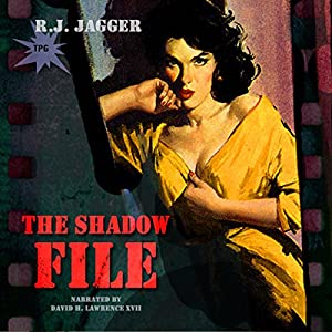The Shadow File Audiobook