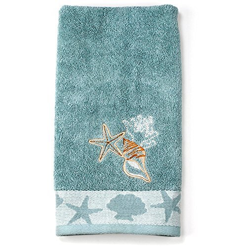 Better Homes and Gardens Coastal Tip Towel (Hand Towel)