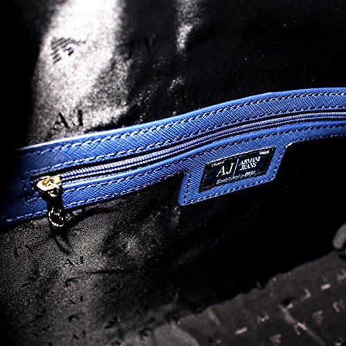 Armani Bolso asa de mano 095217_922541 Azul / Negro