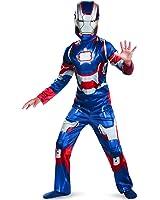 Iron Patriot Classic Child Costume - Medium