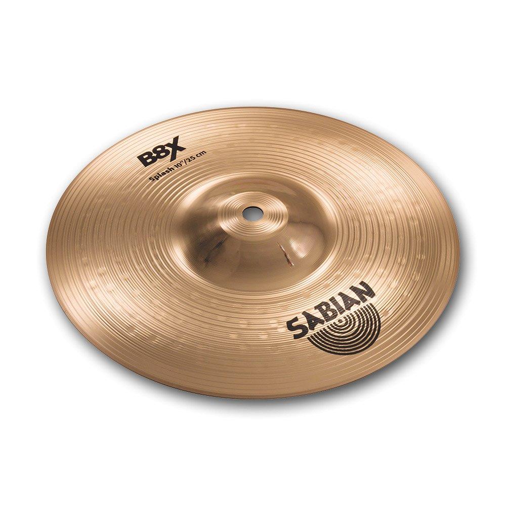 Sabian 41005X 10-Inch B8X Splash Cymbal Sabian - Direct