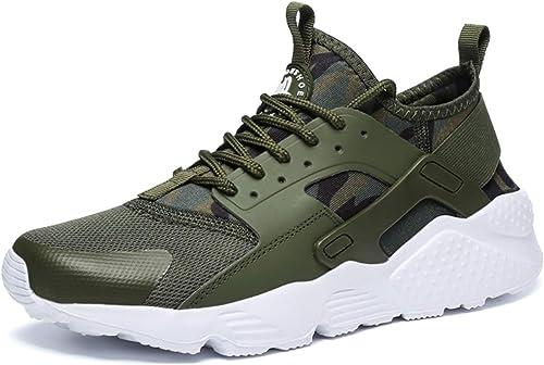 SINOES Schuhe Herren Laufschuhe Gym Freizeitschuhe Sportschuhe Sneaker Atmungsaktive Turnschuhe Wanderschuhe Ultra Light Mesh Running Wanderschuhe