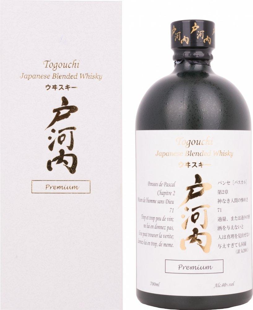 Togouchi Chugoku Jozo Togouchi Premium Japanese Whisky
