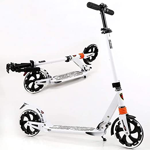 Scooter Adult - Kick Scooter Plegado para Adultos, Patinete ...