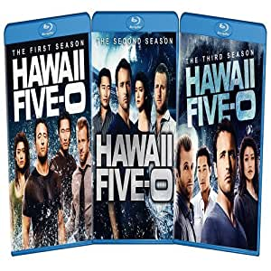 Hawaii Five-0: Three Season Pack [Blu-ray]