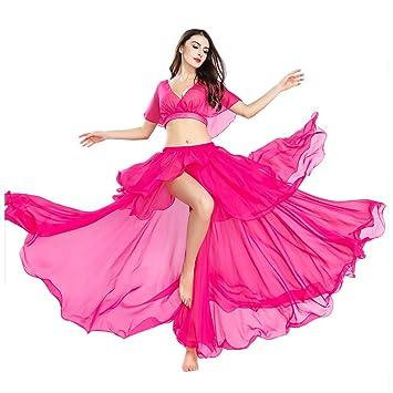 ROYAL SMEELA Danza del Vientre Faldas largas Tops Disfraces sexys ...