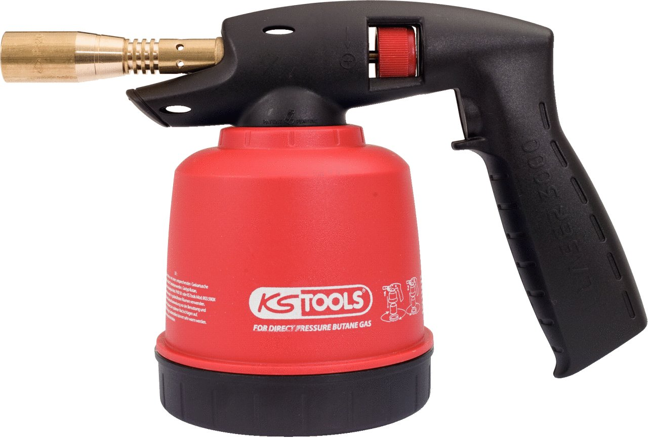 KS Tools 903.5901 - Cartucho de soldadura de la antorcha, de plá stico de plástico 4042146042076