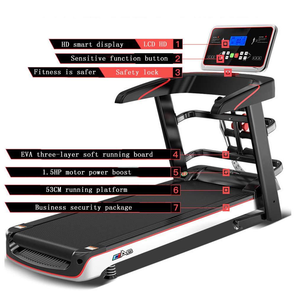 F-treadmill Mini Electric Cinta De Correr Plegable De Múltiples ...