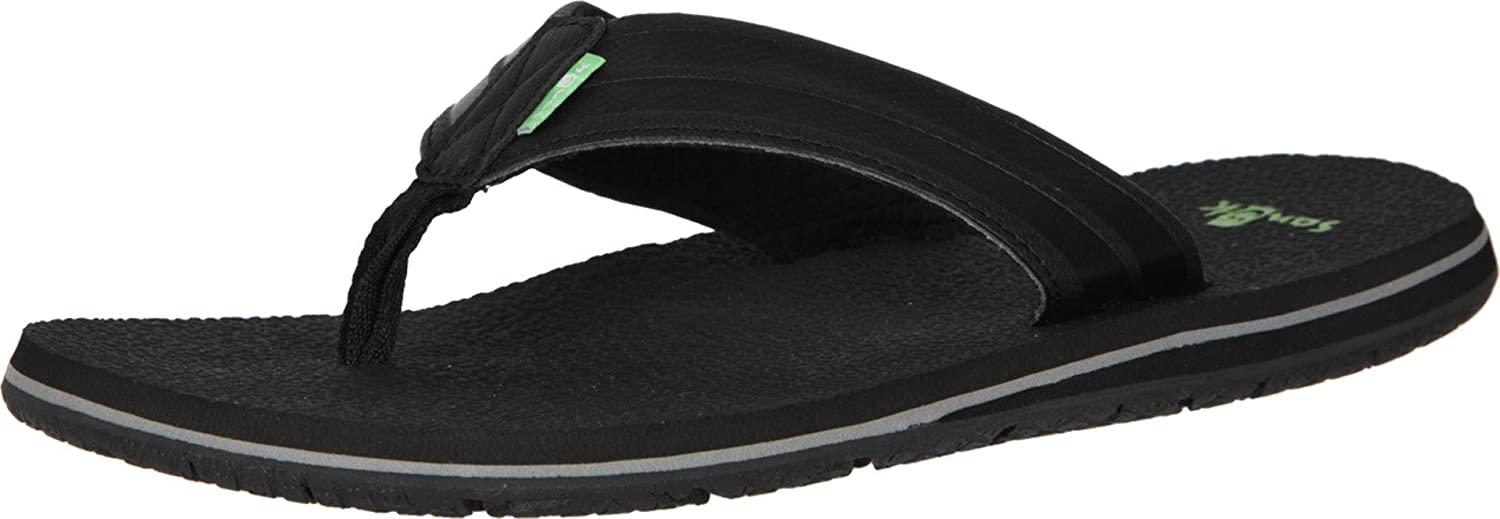 Sanuk Men's Land Shark Flip-Flop