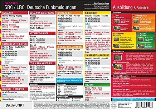 SRC / LRC: Deutsche Funkmeldungen: Deutsche Funkmeldungen im UKW-Seefunk: Amazon.es: Schulze, Michael: Libros en idiomas extranjeros