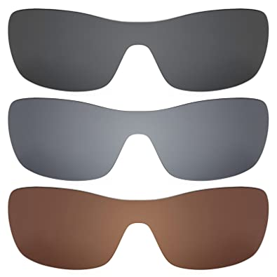 ea24c938221 Image Unavailable. Image not available for. Color  Revant Replacement Lenses  for Oakley Antix 3 Pair ...