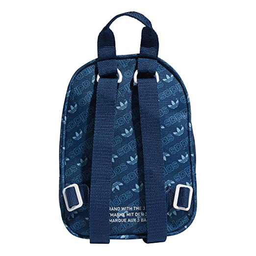 adidas Originals Santiago Mini - Mochila - 977343, Talla única, Forum Monogram Legend Marine: Amazon.es: Deportes y aire libre