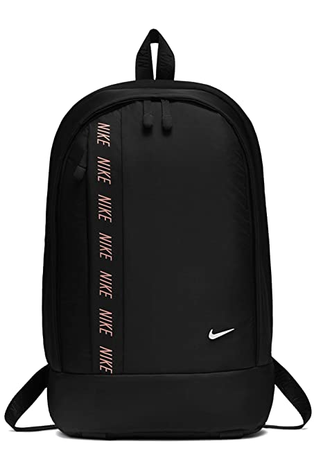 f921dcc1586aa Nike Women's Legend Gfx Rucksack, Black/Storm Pink/Black Nickel, 46 x 28 x  14 cm: Amazon.co.uk: Sports & Outdoors