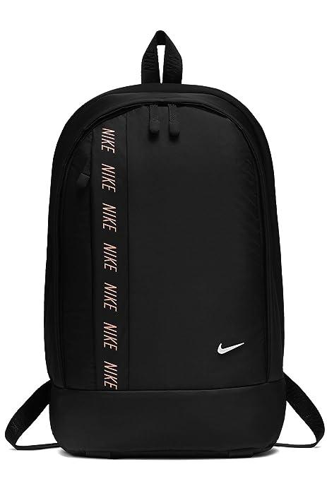 Nike W Nk Legend Bkpk-GFX, Mochila para Mujer, Multicolor (Black/