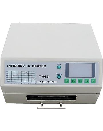 Eco de Worthy T962 220 V Infrarrojos de soldadura BGA IC calefactor reflow Horno cajones 180