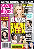 Eileen Davidson (Days of Our Lives), Macdonald Carey, Jeanne Cooper, Teresa Castillo, Wally Kurth - August 4, 2014 Soap Opera Digest Magazine