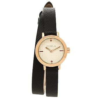 f2b781e2d67d [フルラ] 腕時計 レディース FURLA R4251107501 899510 ブラック/ゴールド/ホワイト [並行輸入