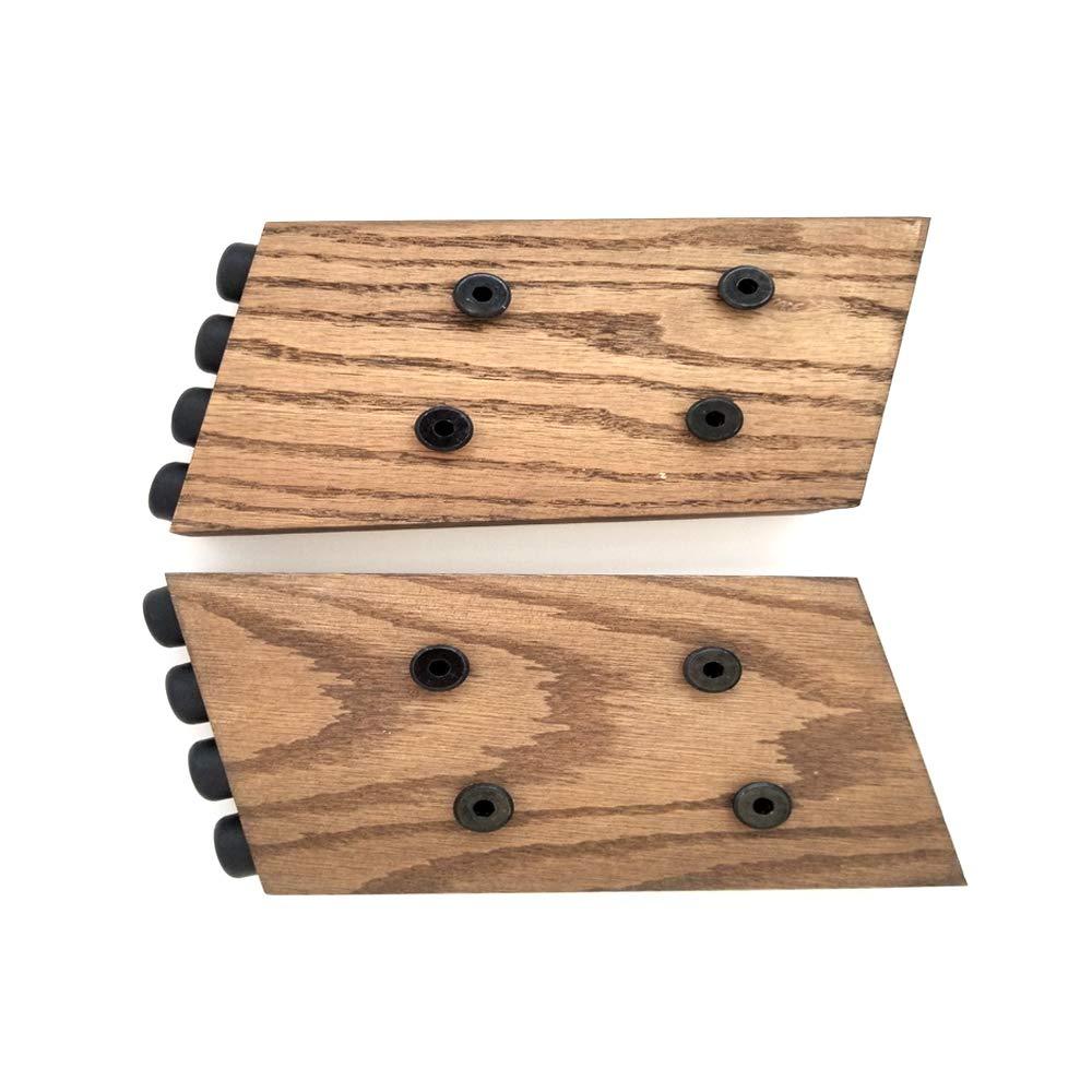 WaterRower HIRise Adapter Kit - Vintage Oak