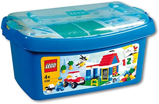LEGO Bricks & More - Cubo Gigante (6166): Amazon.es: Juguetes y juegos