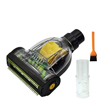 EZ SPARES DYS V6 Mini Turbo Floor Mite Brush Bed Clean Crevices Tool Vacuum Cleaner DYS