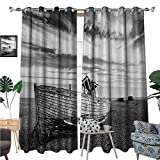 Best Tommy Bahama Beach Boats - BlountDecor Shipwreck Window Curtain Fabric Picture of a Review